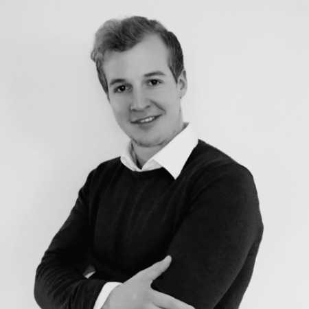 Legal trainee Rasmus Ellegaard Jørgensen